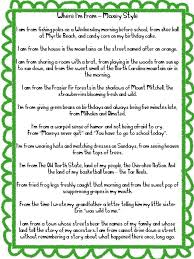 best 25 i am poem examples ideas on pinterest example of poem