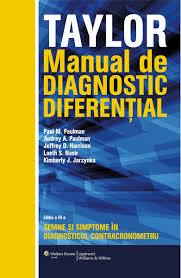 taylor u2013 manual de diagnostic diferențial