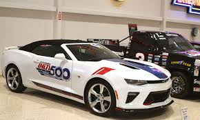 camaro pace car 2017 chevrolet camaro convertible indy 500 pace car