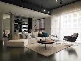 Industrial Home Interior Design Home Design Modern 2 Story House Floor Plans Contemporary