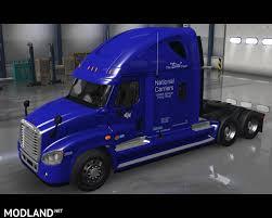volvo vnl 780 blue truck farming simulator 2017 2015 15 17 pack 15 repaints for freightliner cascadia v1 1 edited by