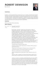 Results Oriented Resume Examples by President And Ceo Resume Samples Visualcv Resume Samples Database