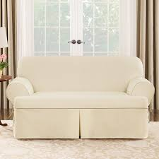 Oversized Chair Slipcover Furniture U0026 Sofa T Cushion Sofa Slipcover Surefit Couch Covers