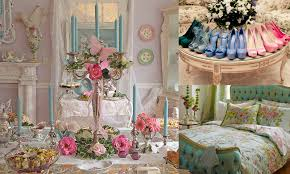 spanglish chic marie antoinette inspired decor decoracion