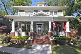 in lake claire 1914 american foursquare classic has been reduced