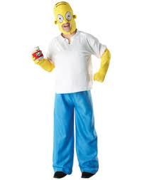 Halloween Costumes Simpsons Simpsons Costumes Buy Price