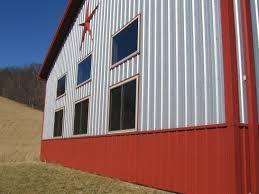 Metal Siding For Barns Metal Siding U2014 Window Head Flashing Detail Greenbuildingadvisor Com