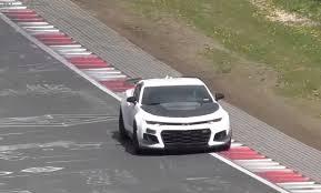 camaro zl1 vs corvette zr1 2018 chevrolet corvette zr1 could nurburgring in 7