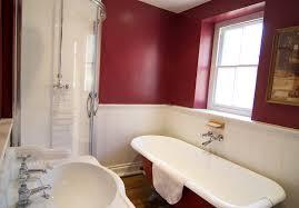 victorian bathrooms decorating ideas victorian era ideas bathroom with round table loversiq modern red