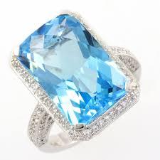 topaz gemstone rings images Sheldon bloomfield 18ct white gold large rectangular blue topaz jpg