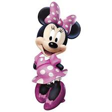 cute minnie mouse wall decals ideas