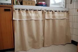 rideaux cuisine cagne petit rideau pour meuble de cuisine petit