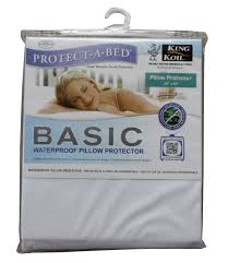 buy king koil protect a bed collection basic waterproof mattress