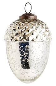 k k interiors acorn mercury glass 5 ornament available at