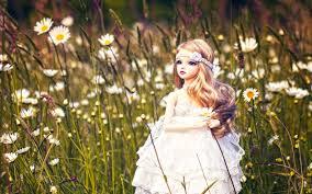 desktop stylish princess doll new hd with wallpaper high