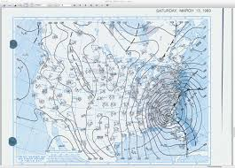 Eastern United States Weather Map by 20 Year Anniversary Of The March 1993 U201cstorm Of The Century