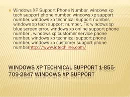 Windows Help Desk Phone Number by 1 855 709 2847 Windows Xp Technical Support Phone Number