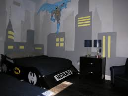 Batman Home Decor Amazing Batman Bedroom Decorations For Boys With Dominant Stone