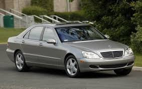 used 2003 mercedes s class for sale pricing features