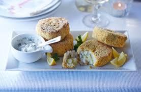 bass fish cake sea bass lemon and caper fish cakes with cornmeal coating tesco