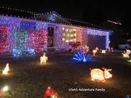 christmas light installation utah christmas street in taylorsville utah s adventure family