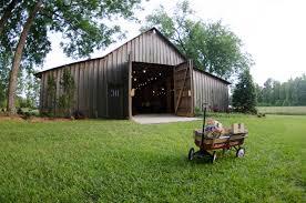 Long Farm Barn Wedding Long Creek Farms