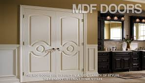 Interior Mdf Doors Mdf Premium Router Carved Doors Craftwood Products For