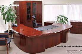 chicago modern executive office desk