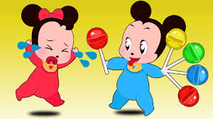 ᴴᴰ mickey mouse u0026 minnie mouse learn colors classrom funny