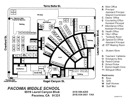Elac Campus Map Map U2013 About Us U2013 Pacoima Middle