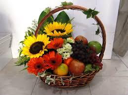 fruit flower basket online florist johor bahru jb get well soon