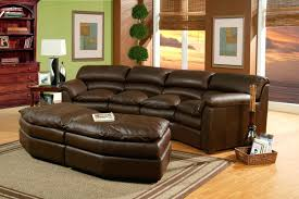 Custom Leather Sofas Home Theater Sectional U2013 Vupt Me