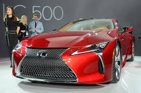 lexus lc 500 competition lexus lc 500 this is not a concept car
