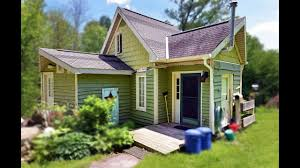 a handcrafted wood house small house design youtube
