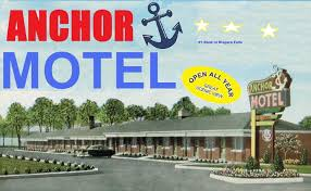 Anchor Motel And Cottages by Anchor Motel Niagra Falls Usa