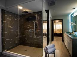 Walk In Bathroom Shower Ideas Bathroom Shower Designs Hgtv