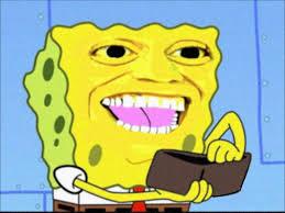 Spongebob Wallet Meme - khe kiere dinero plox memes pinterest memes and random