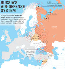 Map Of Russia And Syria by Russia Has Deployed Two S 400 Systems In The Kaliningrad Region In