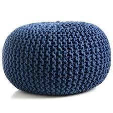 Crochet Ottoman Ottoman Crochet Ottoman Pouf Pattern A Tweed Pouf Ottoman An