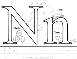 coloring pages of animals that migrate n coloring page newt coloring page letter n coloring pages letter n