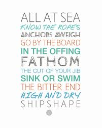 themed sayings sailor sayings search and no ships