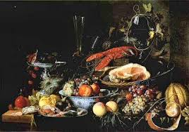17th century cuisine richard s ramblings post topic what s for dinner food in the