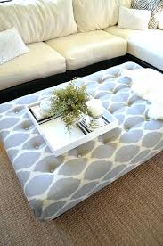 extra large ottoman coffee table marvelous extra large square ottoman extra large ottoman coffee