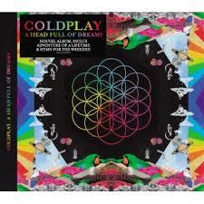 coldplay album 2017 a head full of dreams coldplay cd album achat prix fnac