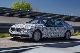 2016 bmw 7 series prototype tech overview and quick drive