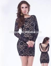 popular design plus size mature women party wear long sleeve short