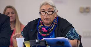 native american activist gets historic vote in electoral college