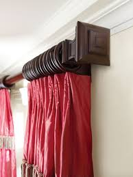 Rod Curtain Wooden Curtain Rods India Nrtradiant Com