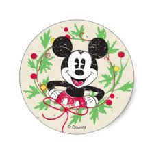 classic mickey mouse stickers zazzle