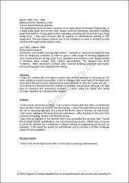 cv template uk personal profile
